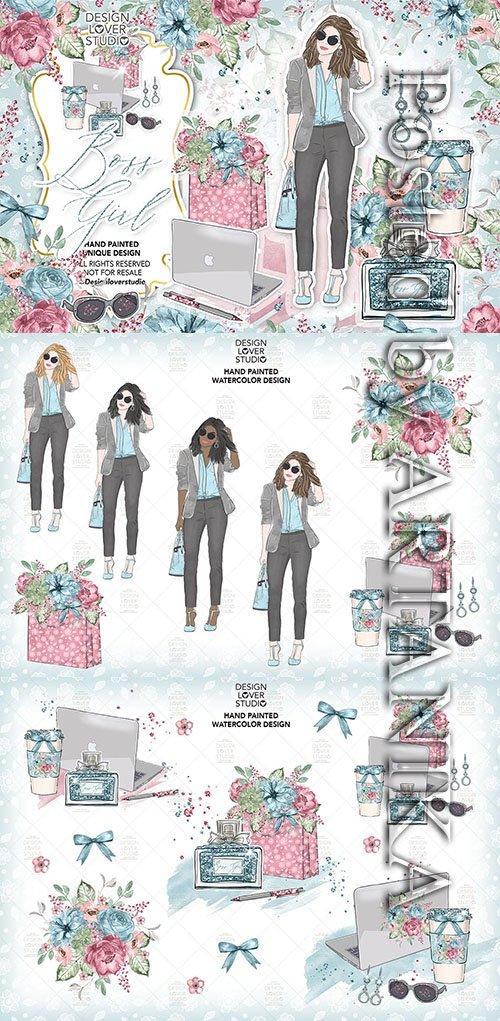 Boss Girl design