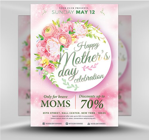 PSD Mother's Day 3.19
