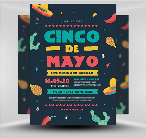 PSD Cinco De Mayo 3