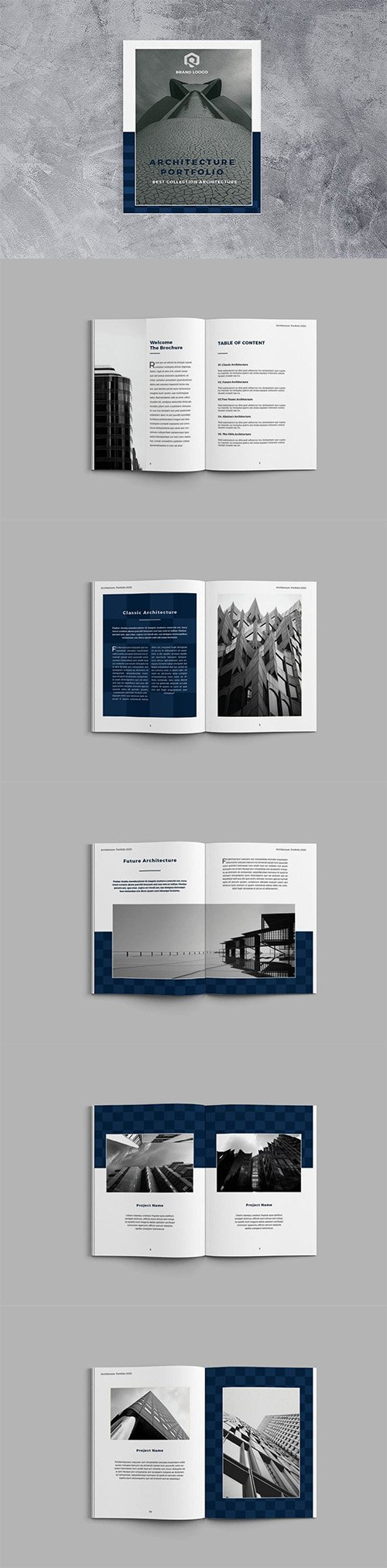 Architecture Brochure INDD
