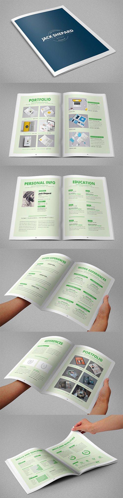Resume Booklet INDD