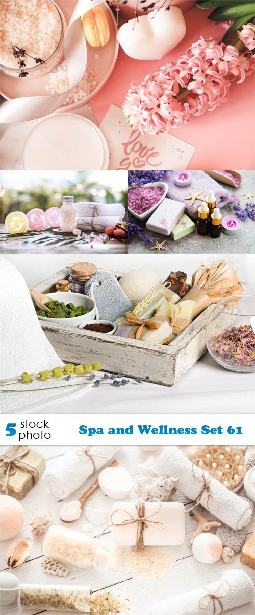 Photos - Spa and Wellness Set 61