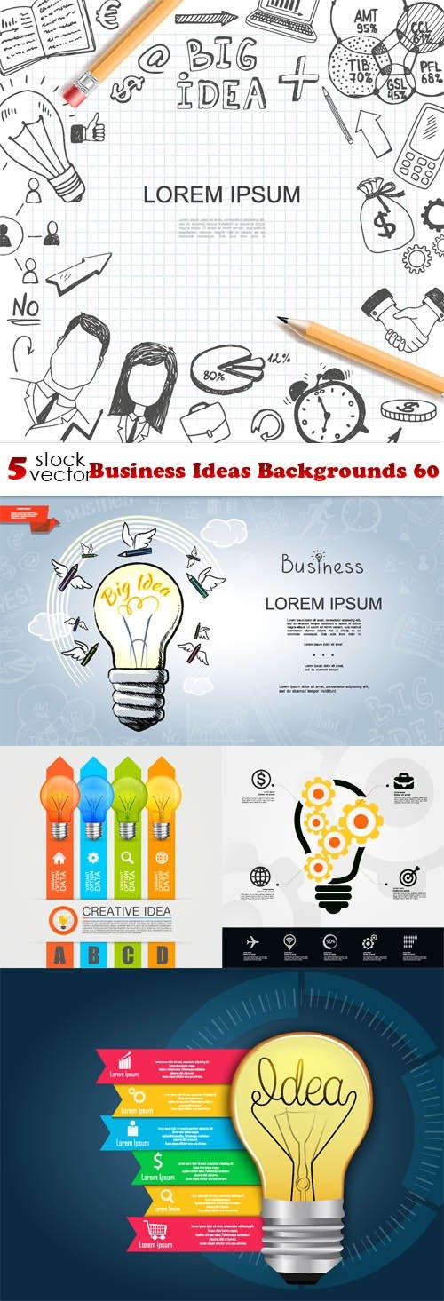 Vectors - Business Ideas Backgrounds 60