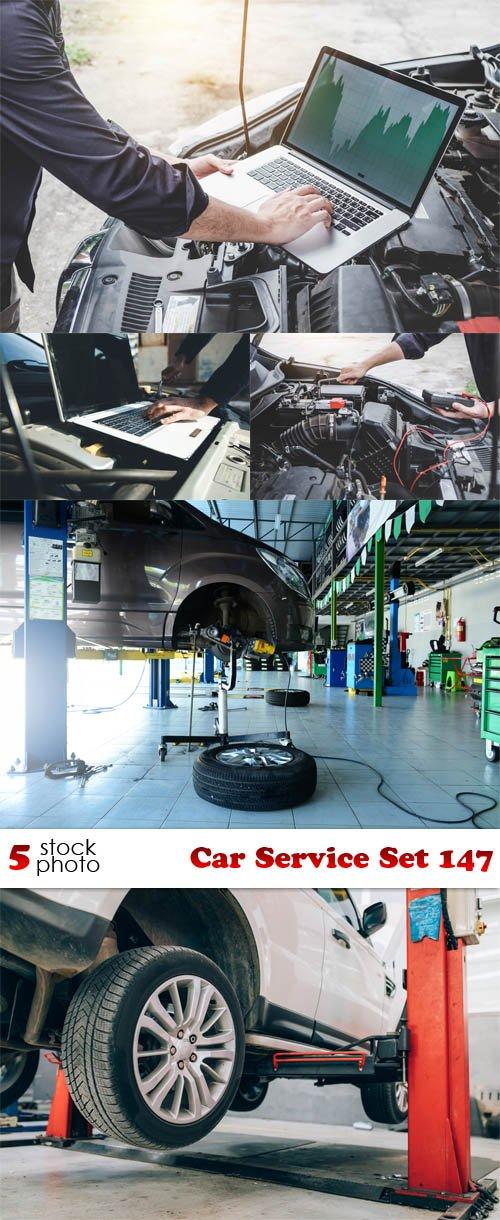 Photos - Car Service Set 147