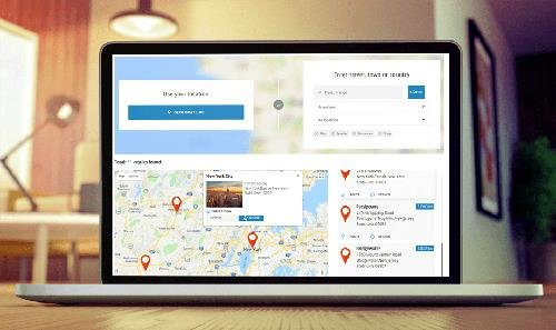 My Maps location v4.1.5 - Map Location Search for Joomla - JoomUnited
