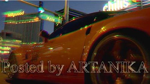 RGB Blur Effect 184499