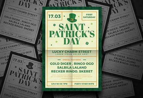 St. Patrick Flyer