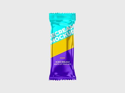 PSDT Ice Cream Bar Mockup 250318088