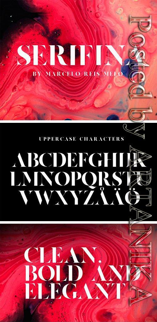 SERAFINA Font