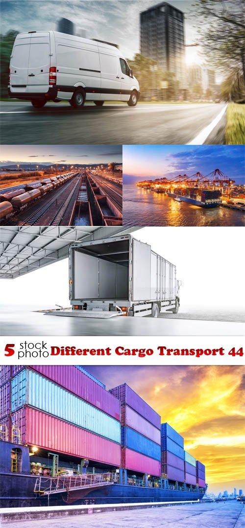 Photos - Different Cargo Transport 44