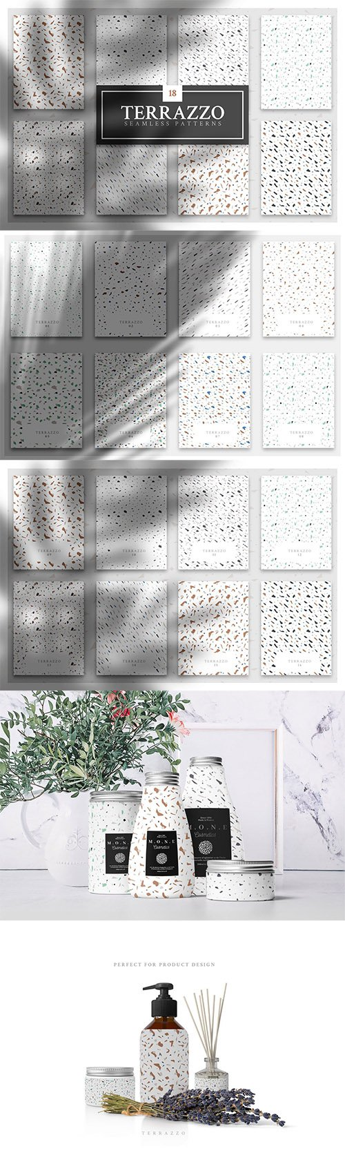 Terrazzo Pattern Collection
