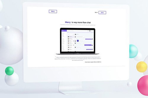 Service Agency Landing Page PSD Template