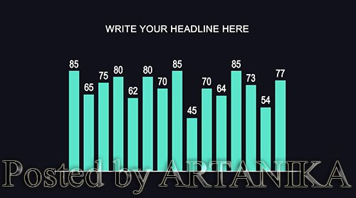 Infographic Graph Pack MOGRT 185963