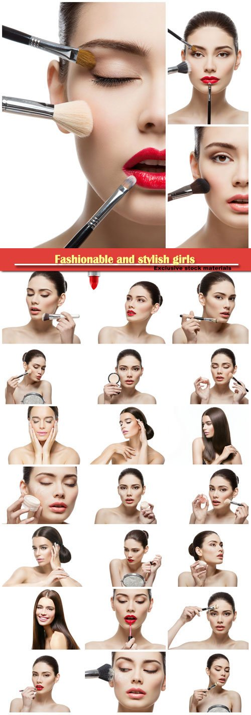 Makeup and face care