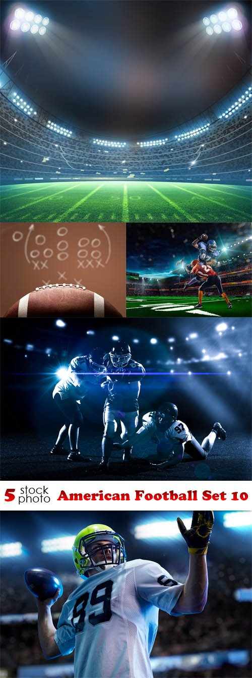 Photos - American Football Set 10