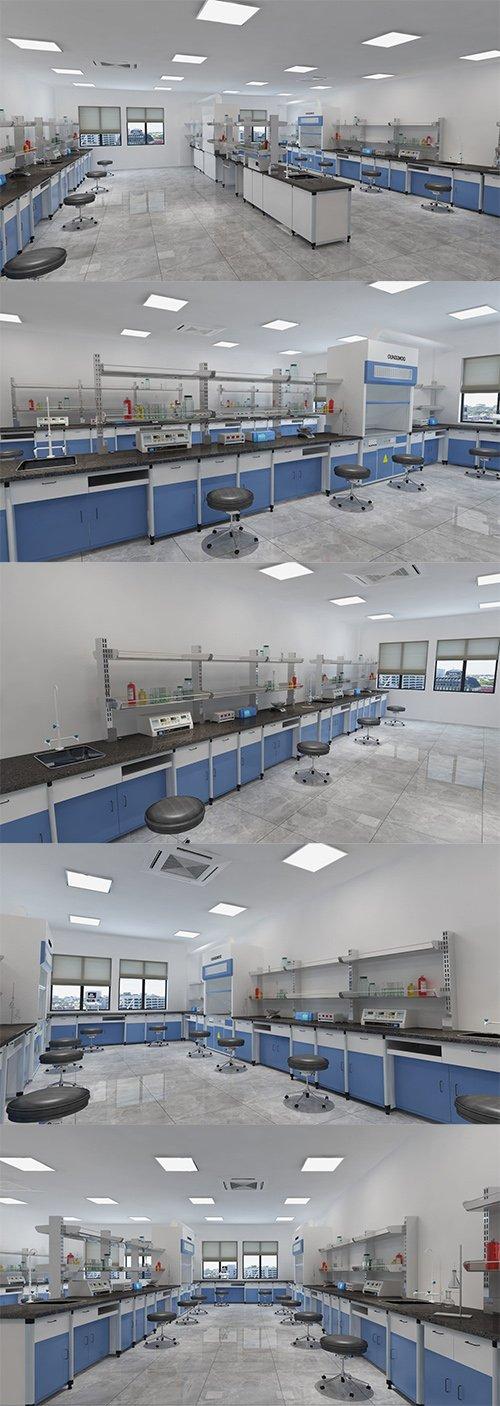 Laboratory2 3D model
