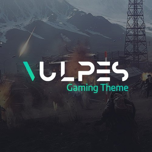 Vulpes Dark v2.0.6 - Gaming IPS Theme