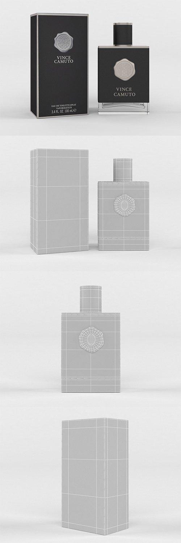 Vince Camuto Eau De Toilette Spray for Men 3D model