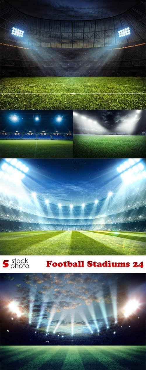 Photos - Football Stadiums 24