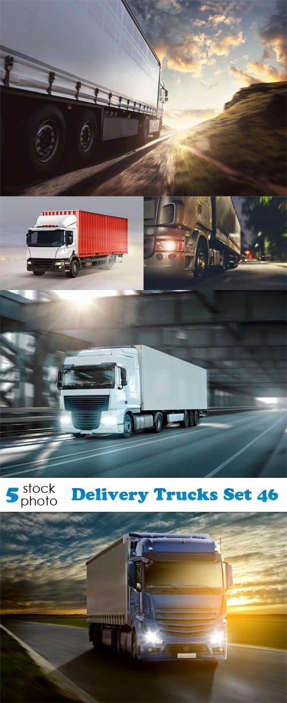 Photos - Delivery Trucks Set 46