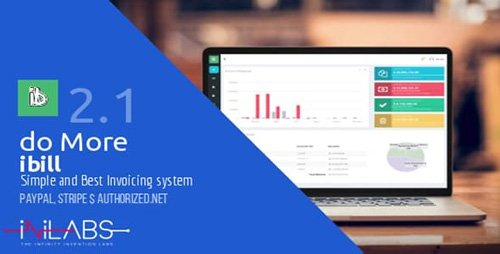 CodeCanyon - ibill v1.1 - Simplest and Best Billing & Invoice Manager - 19401793 - NULLED
