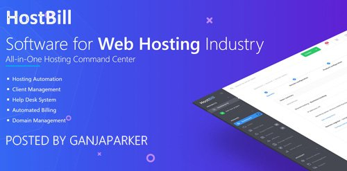 HostBill v10.0 - Software for Web Hosting Industry - NULLED