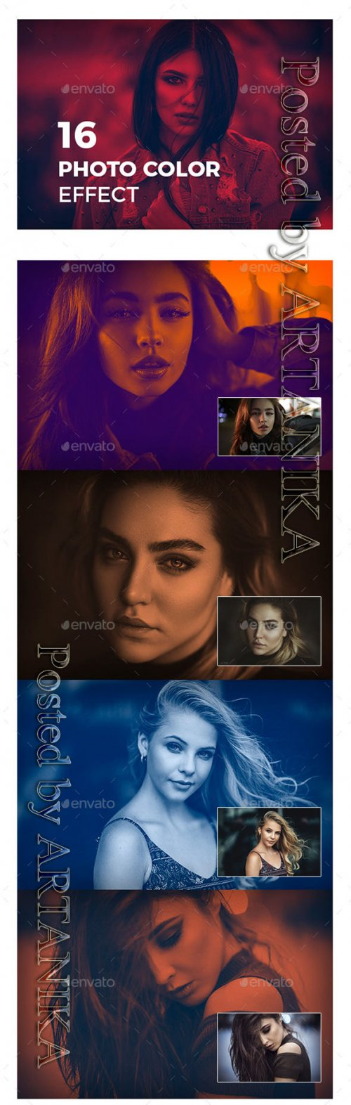 Color Effects Template 21557118