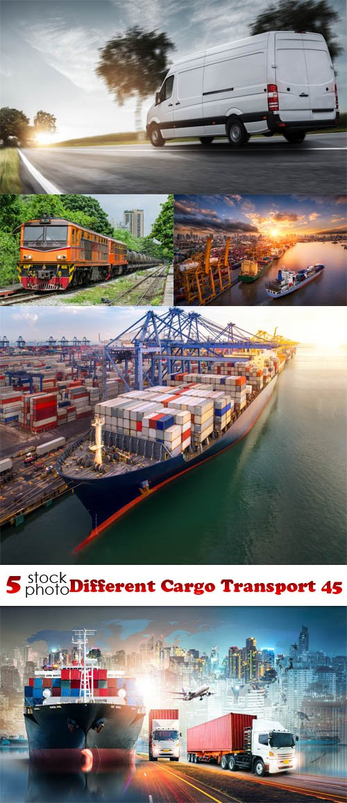 Photos - Different Cargo Transport 45