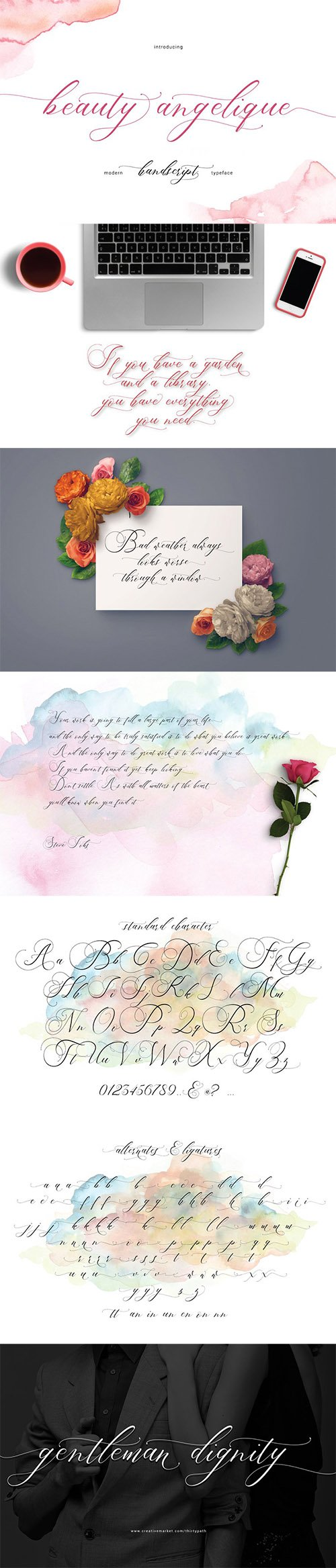 Beauty Angelique Script 948331