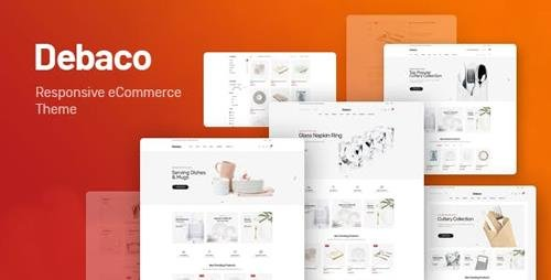 ThemeForest - Debaco v1.0 - OpenCart Theme (Included Color Swatches) - 23436776