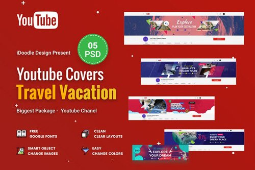 Travel Vacation - Youtube Chanel