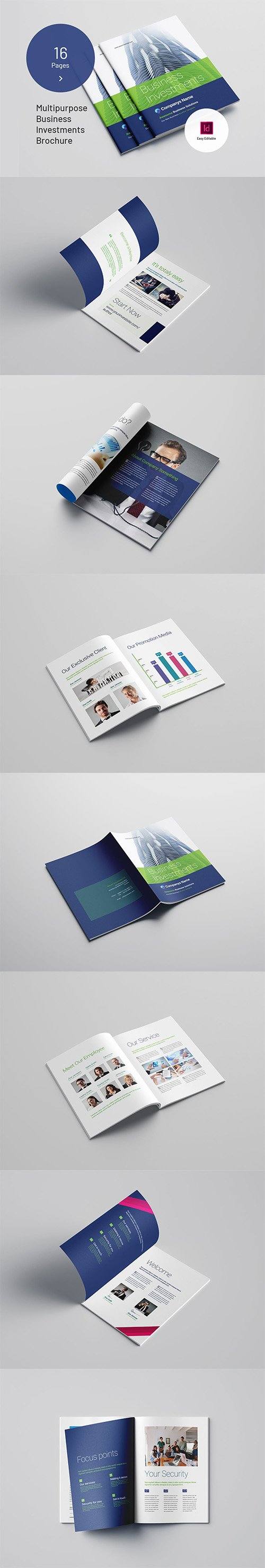 Multipurpose Business Investments Brochure