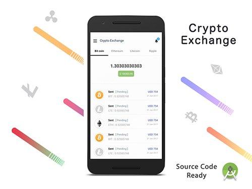 Crypto Exchange UI KIT