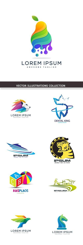 Creative logos corporate business company design 15