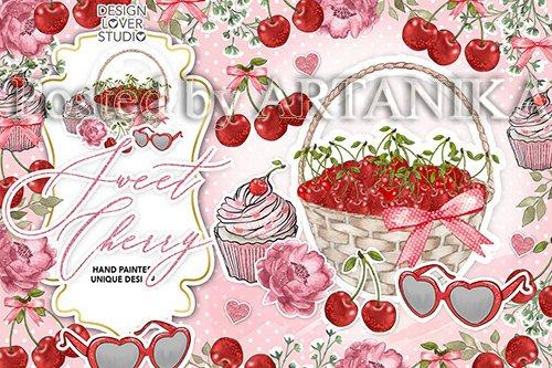 Sweet Cherry design