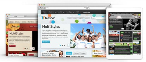 RocketTheme - Fresco v1.11 - Joomla Theme