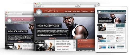 RocketTheme - Ionosphere v1.14 - Joomla Theme