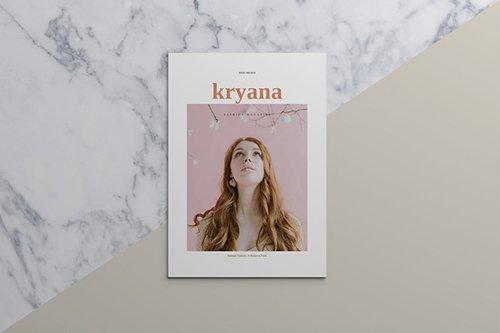 KRYANA - Fashion Magazine