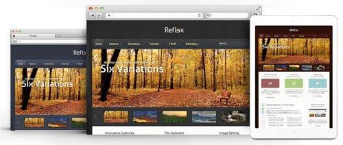 RocketTheme - Reflex v1.13 - Joomla Theme