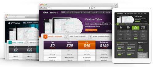 RocketTheme - Omnicron v1.10 - Joomla Theme
