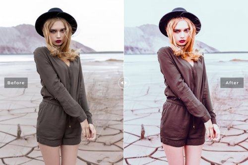CreativeMarket - Vogue Lightroom Presets Collection 3581776