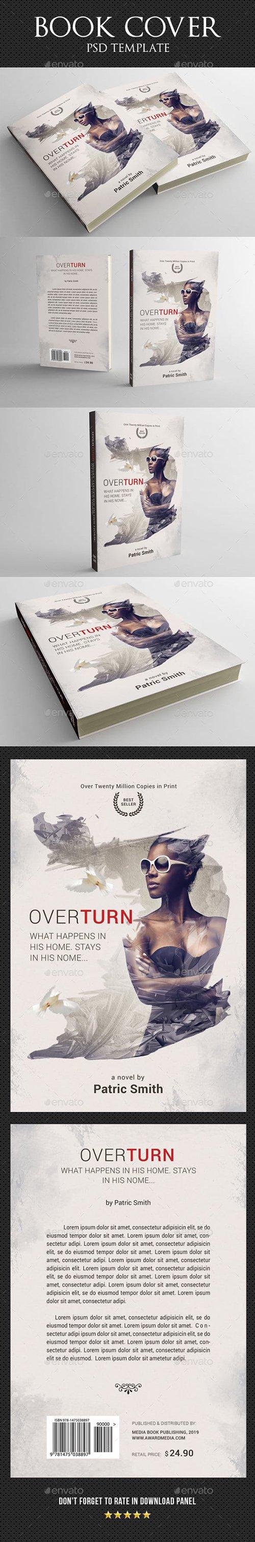 GraphicRiver - Book Cover Template 61 23379128