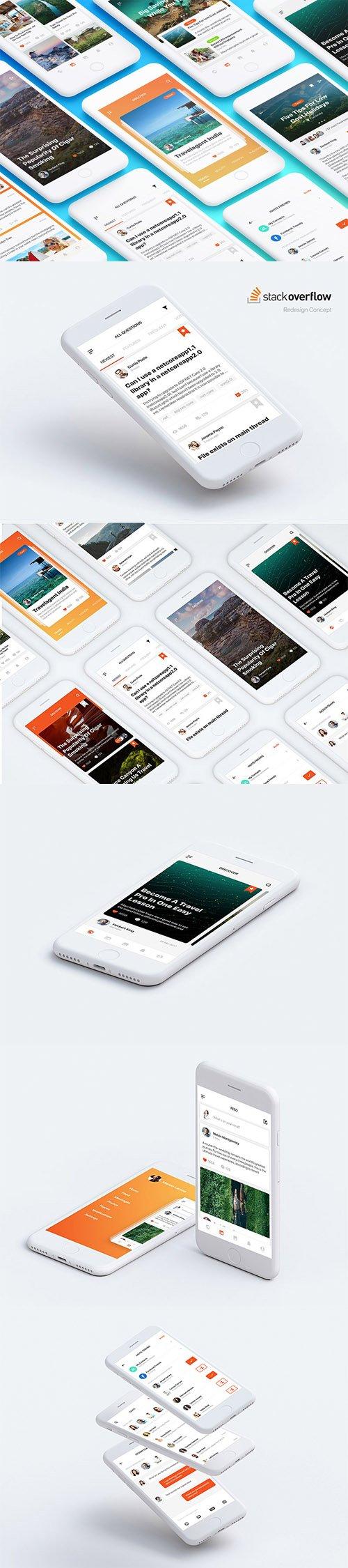 Social Travel App
