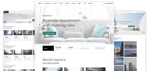 JoomShaper - Estate v1.1 - Most Advanced Real Estate Joomla Template
