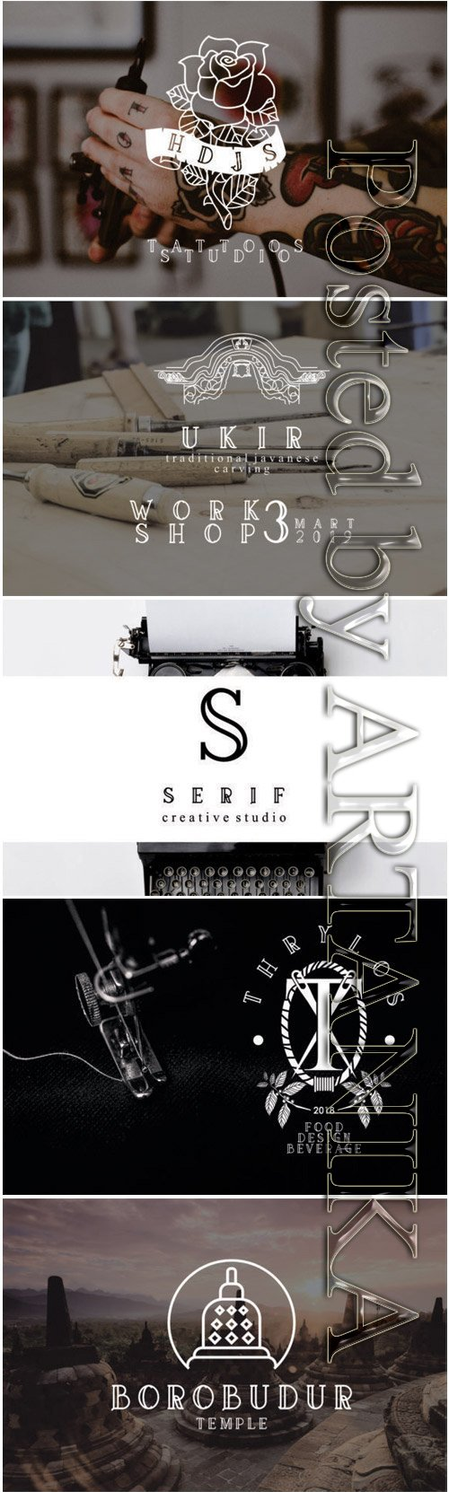 Ornate Font