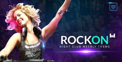 ThemeForest - Music Club v2.6 - Music/Band/Dj/Club/Party WordPress Theme Rockon - 9467649