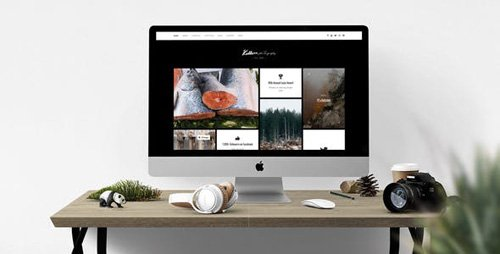 ThemeForest - Killeen v1.1 - A Contemporary Portfolio for Photographers (Update: 19 March 19) - 18196078