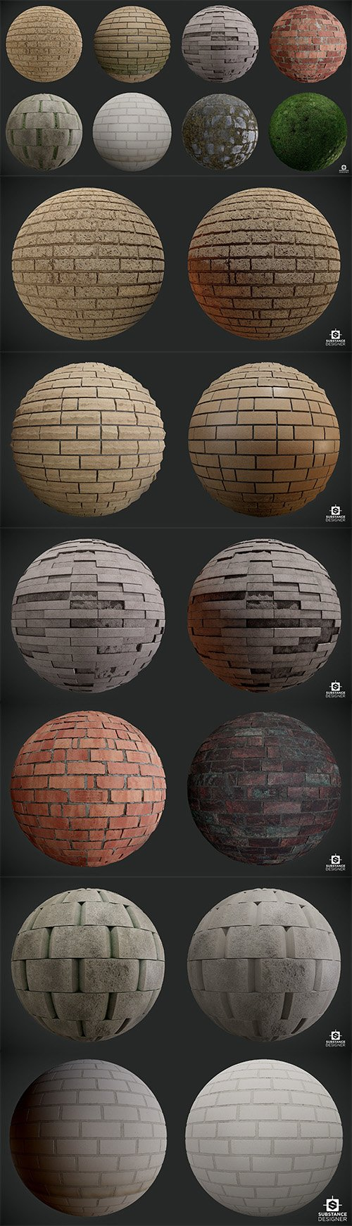 Wall Pack Vol 1 Texture