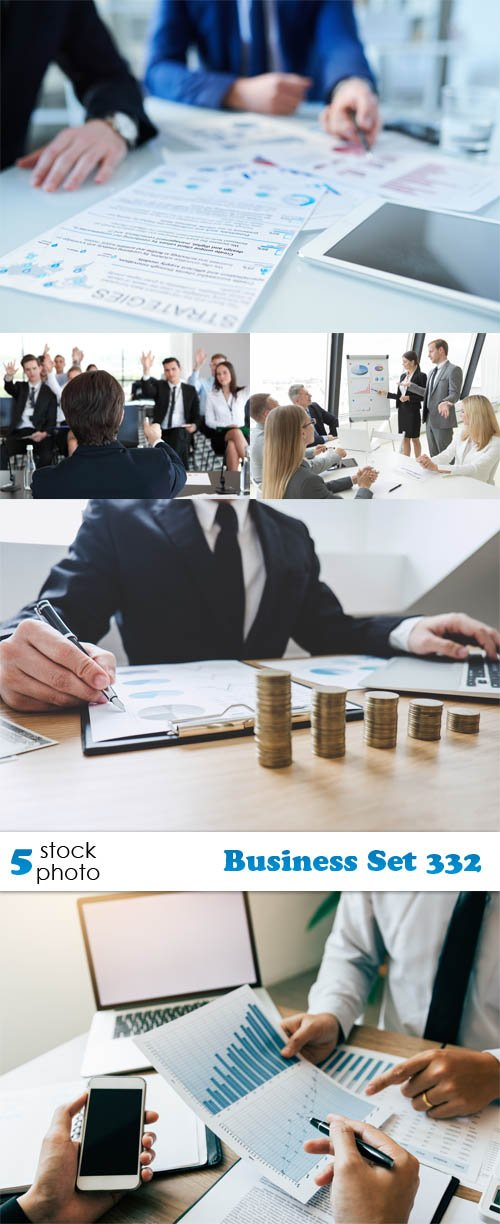 Photos - Business Set 332