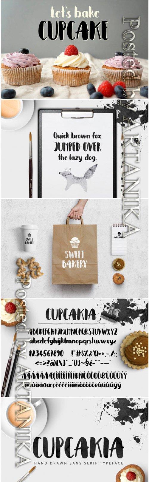 Cupcakia Font